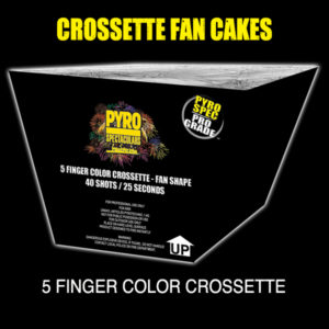 5 Finger Color Crossette
