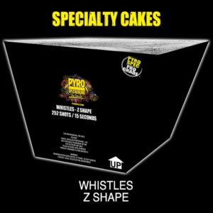 Whistles Z Shape