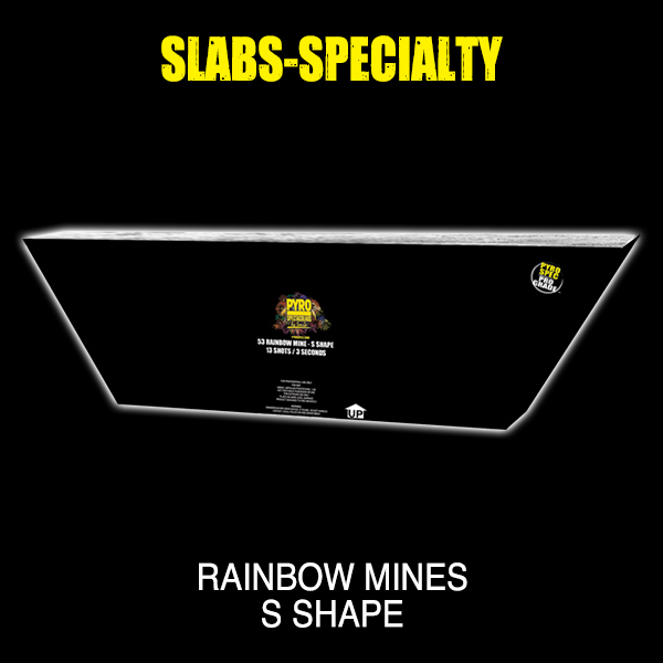 Rainbow Mines - S Shape
